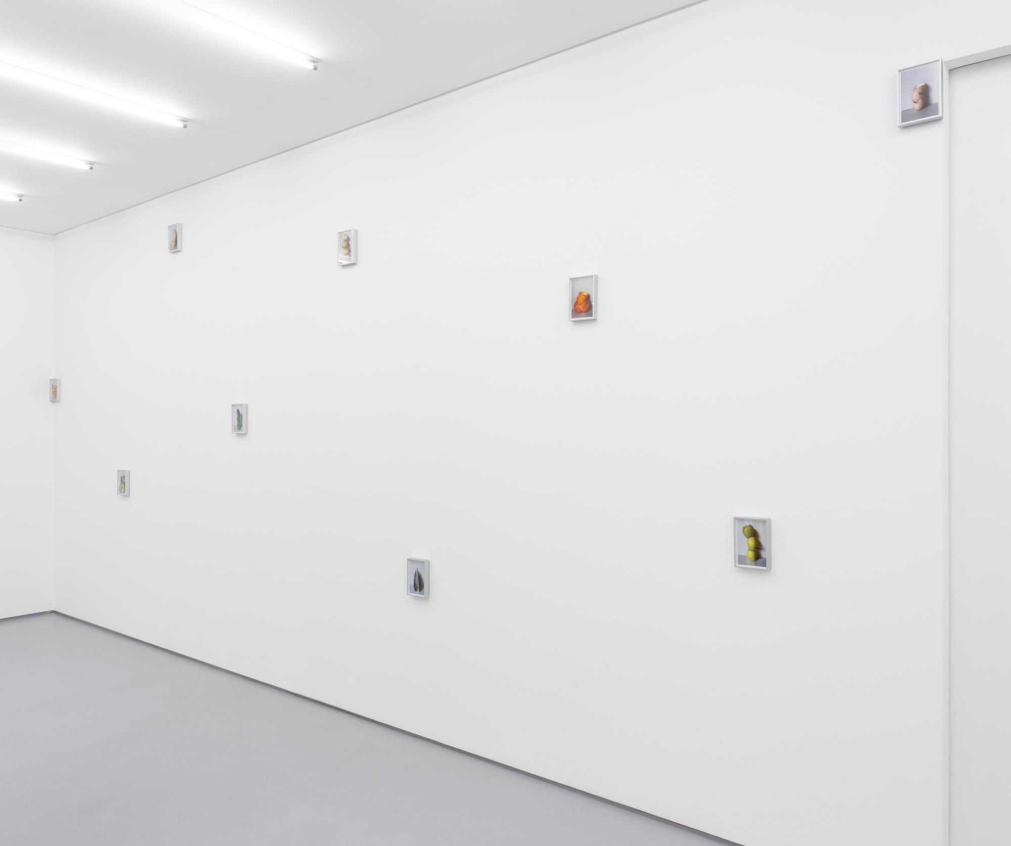 Carlos Bunga, From the series Pensar a cidade desde a cozinha, 2021. 9 chromogenic color print. 9: 16,5 x 12 cm.
